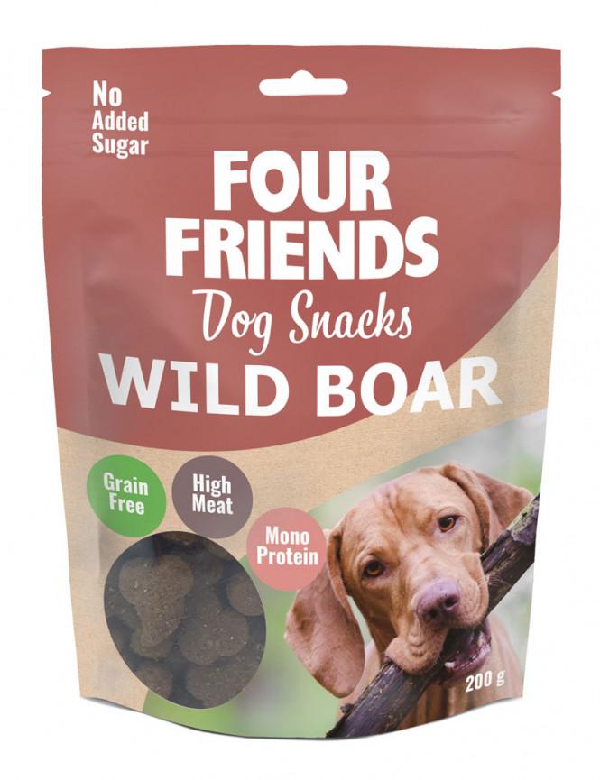 Dog Snacks Wild Boar