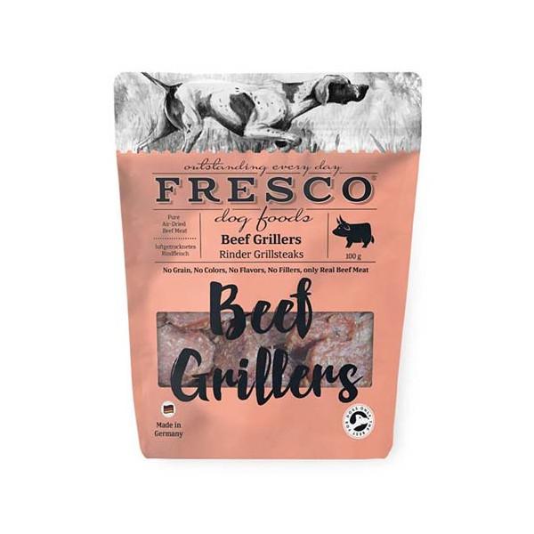 Fresco Hundgodis Beef Grillers