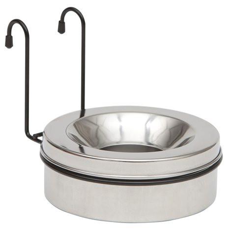 Mim Safe Vattenskål Rostfri