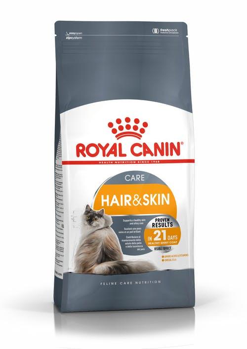 Royal Canin Katt Hair and Skin 2kg