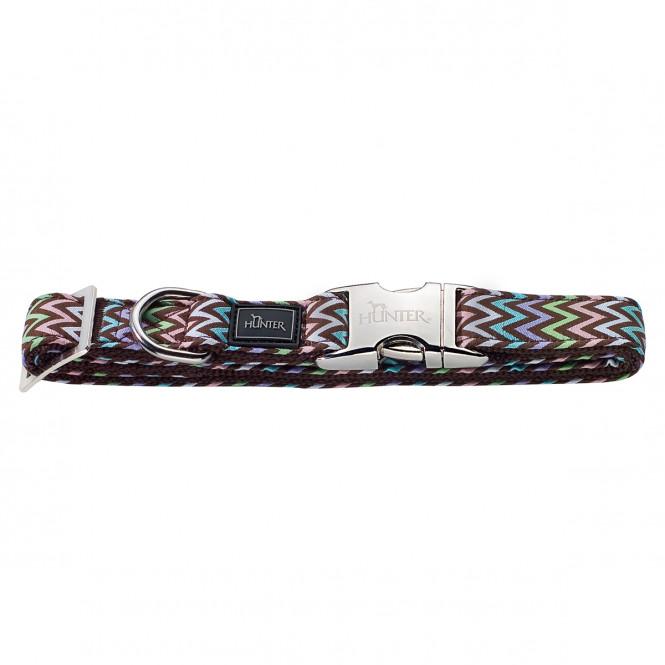 Hunter Zigzag Vario Basic Halsband
