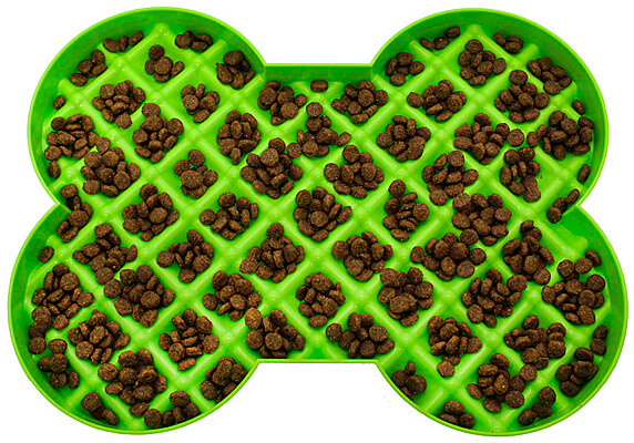 Slowdog Feeder Plate