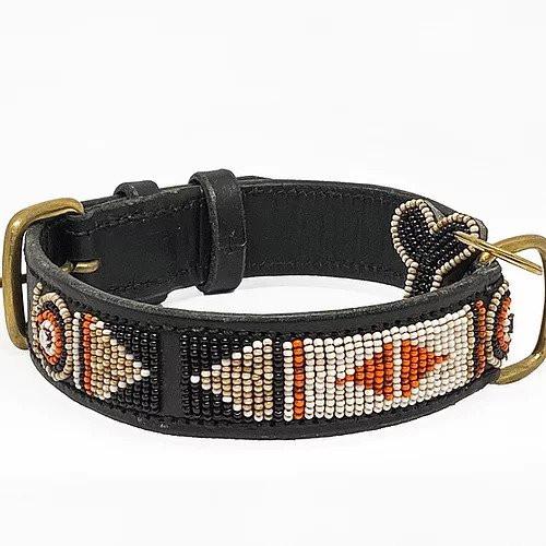 Kampuni Halsband Himba Swahili Antique