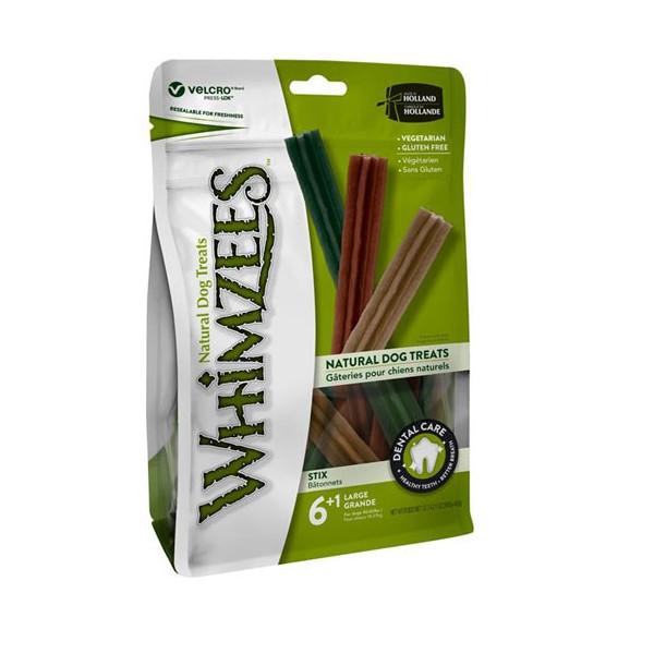 Whimzees Stix Påse L