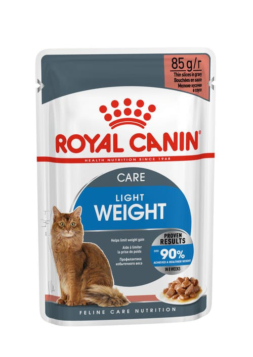 Royal Canin Katt Wet Light Weight Gravy 85g