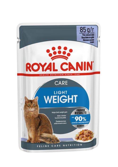 Royal Canin Katt Wet Light Weight Jelly 85g