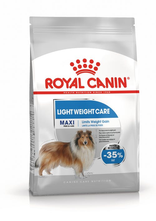 Royal Canin Hund Maxi Light Weight Care 3kg