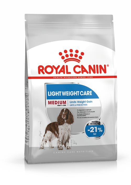 Royal Canin Hund Medium Light Weight Care 3kg