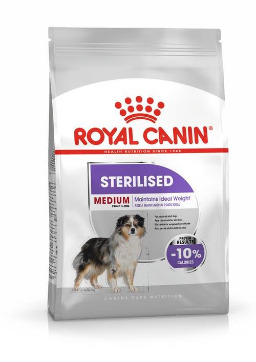 Royal Canin Hund Medium Sterilised Adult 3 kg