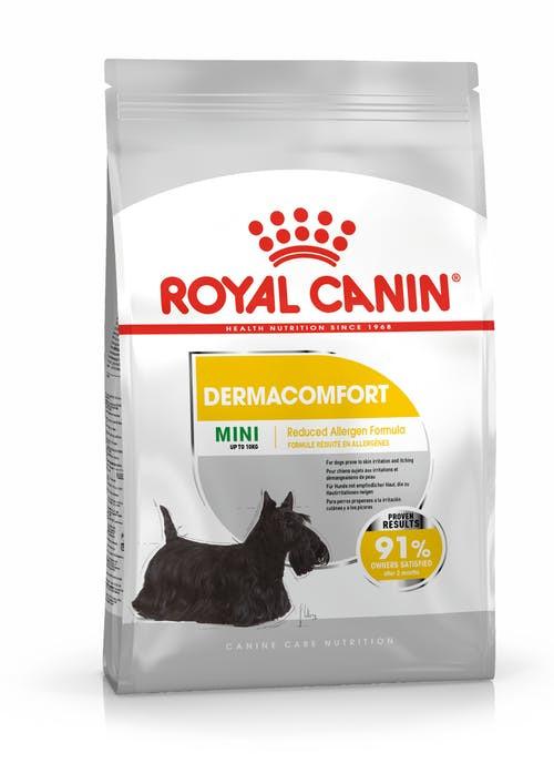 Royal Canin Hund Mini Dermacomfort 3 kg