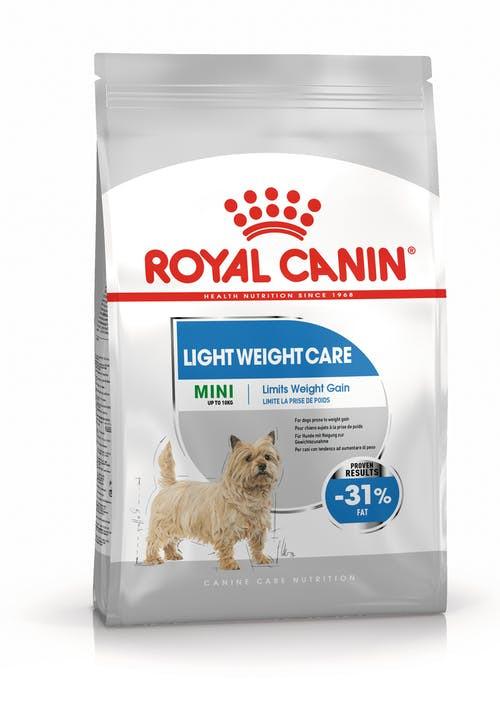 Royal Canin Hund Mini Light Weight Care 3kg