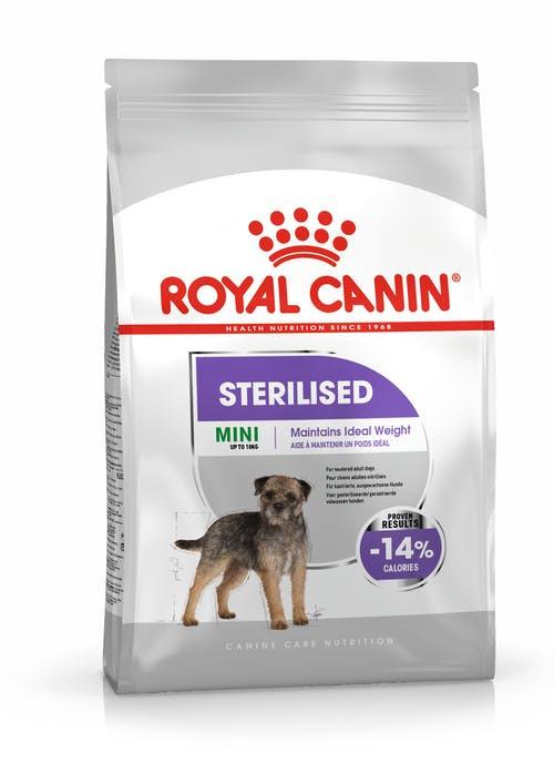 Royal Canin Hund Mini Sterilised Adult 3 kg