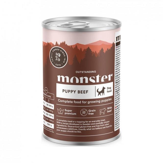 Monster Pet Food Våtfoder Valp