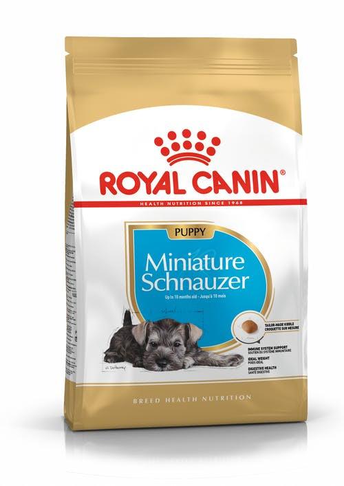 Royal Canin Hund Miniature Schnauzer Junior 1,5kg