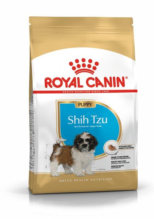 Royal Canin Hund Shih Tzu Junior 1,5kg