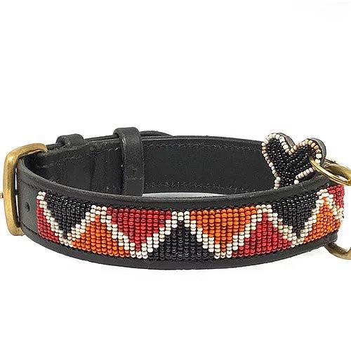 Kampuni Halsband Himba Black
