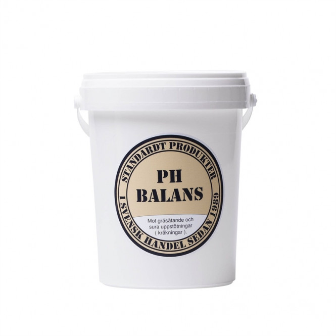 Standardt PH-BALANS