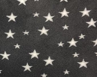 Vetbed Mörk-grå med vit stjärna